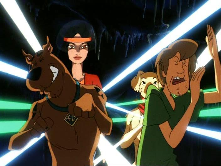 Scooby-Doo și Invadatorii Extratereștri (2000) – Dublat în Română
