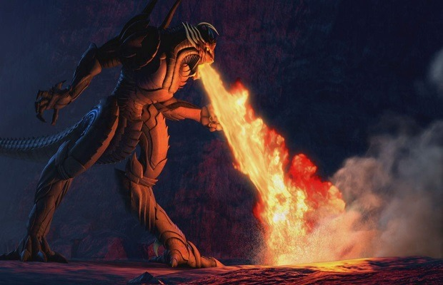 Stăpânul focului