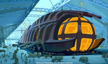 Atlantida: Imperiul Dispărut (2001) – Dublat în Română