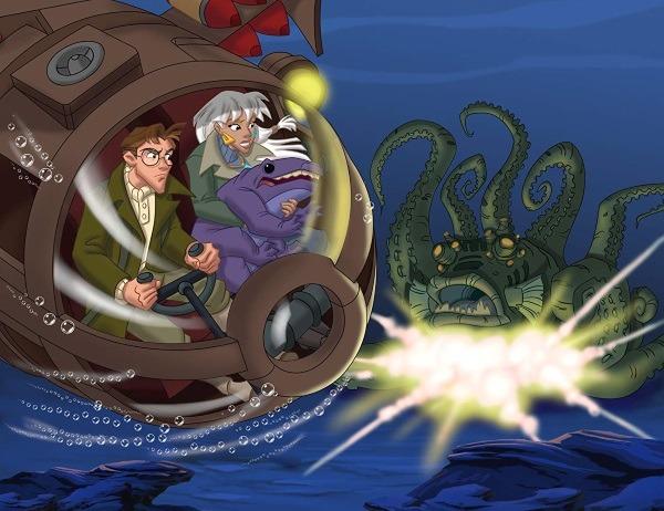 Atlantida: Întoarcerea lui Milo (2003) – Dublat în Română